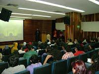 Isa Rojas en la UNAM