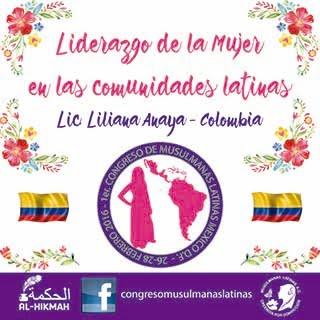 Conferencia Lic. Liliana Anaya - Colombia