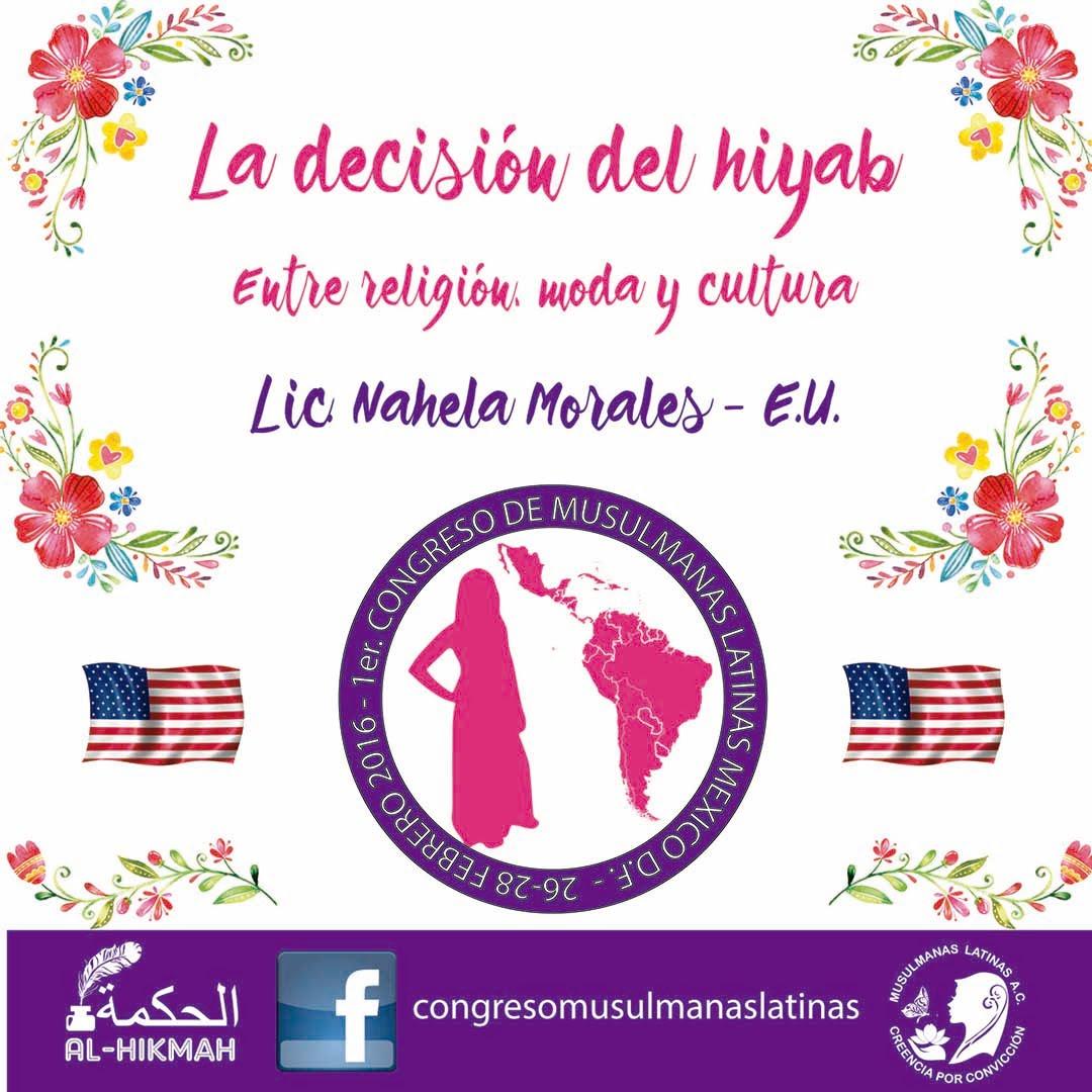 Conferencia Lic.Nahela Morales - EU